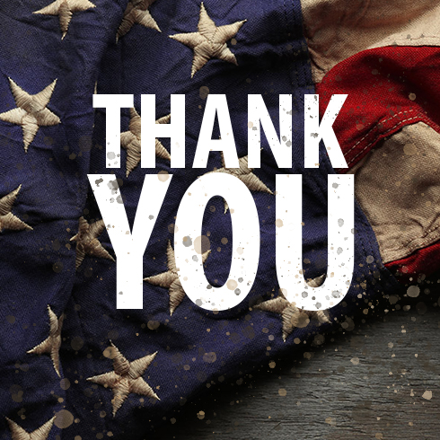 Thank You Veterans image