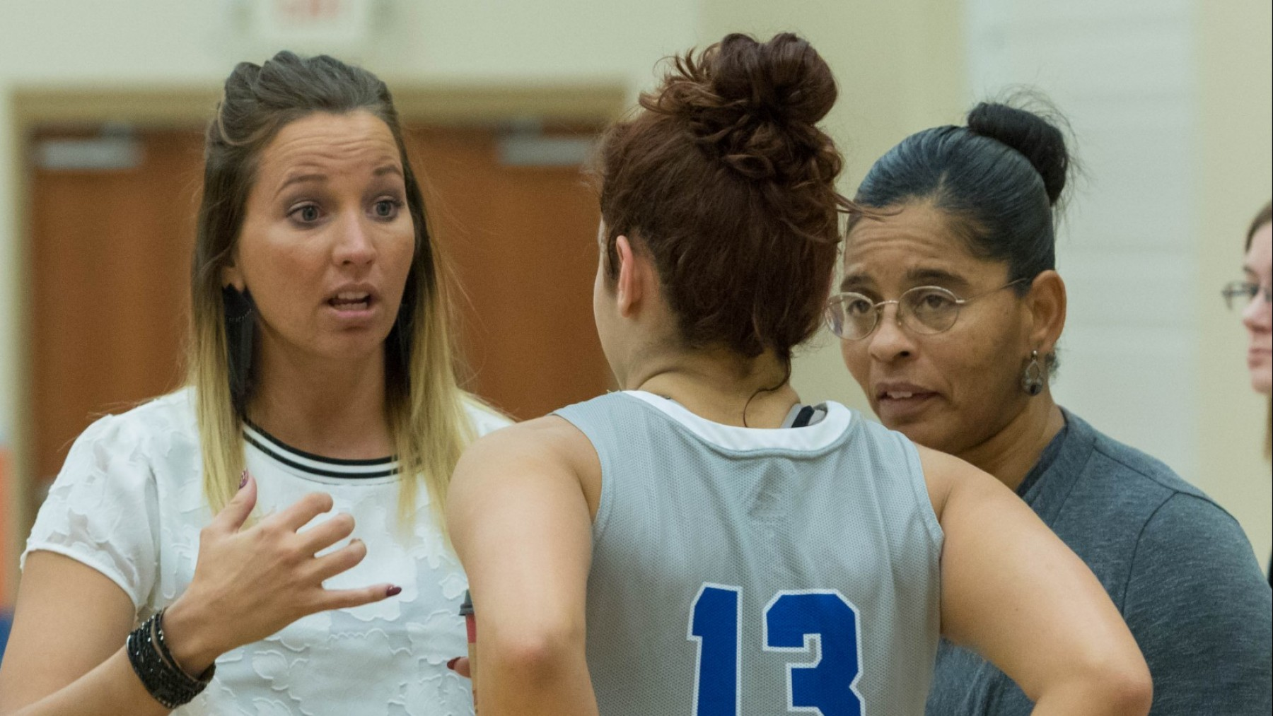 Brenda Baker Named Head Coach Of Lady Trailblazers' Basketball Program image