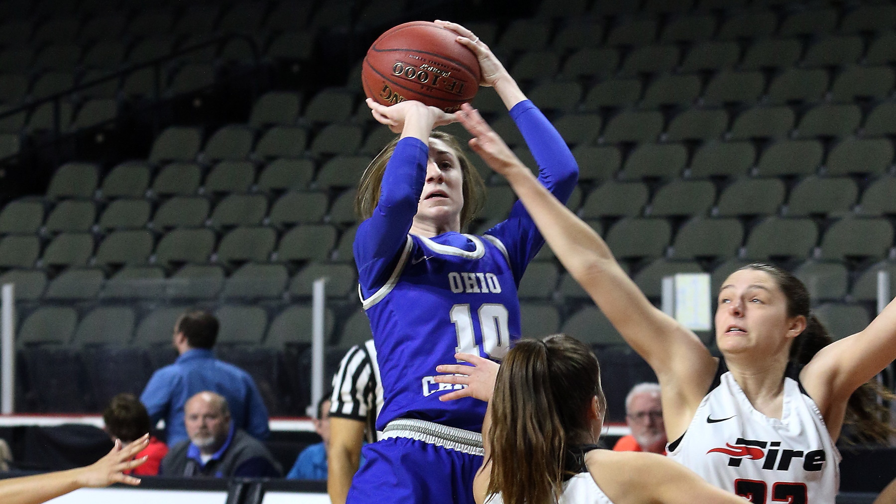 Lady Trailblazers End Historic Season With Loss In NAIA DII Tournament image