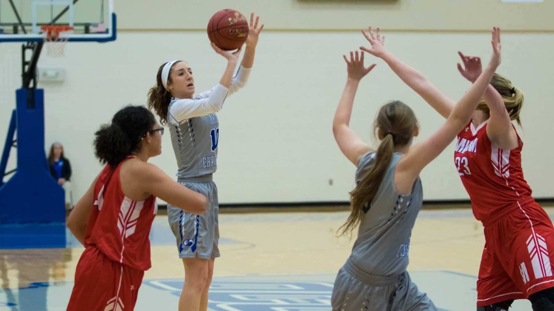 Lady Trailblazers Drop Road Matchup With Lady Jackets image