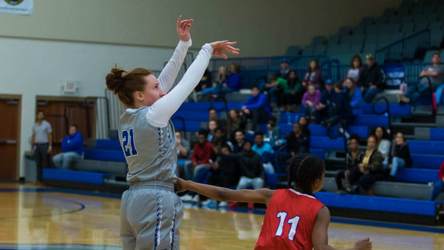 OCU Overcomes Slow Start To Power Past Ravens image