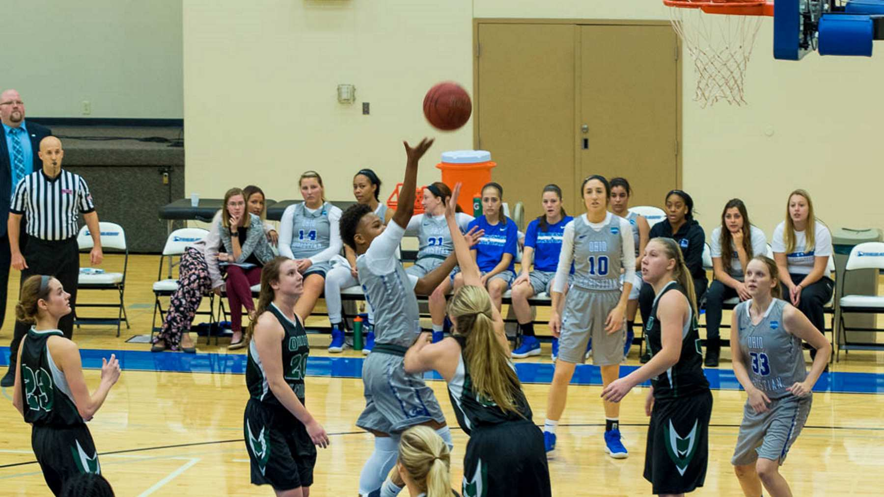 Lady Trailblazers Rally Not Enough Against Bulldogs image