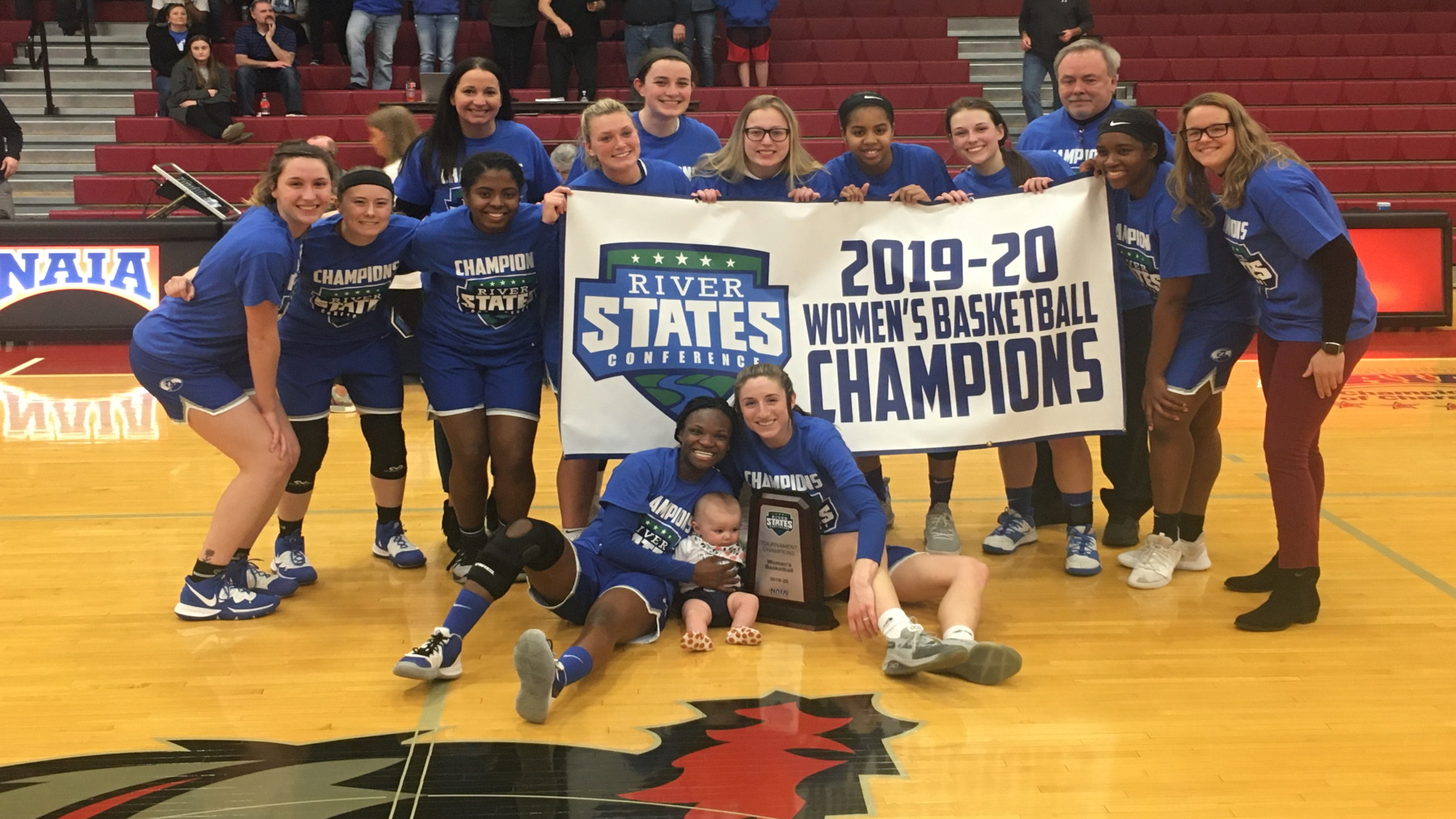 Lady Trailblazers Complete Tournament Run, Clinch First Ever National ... image