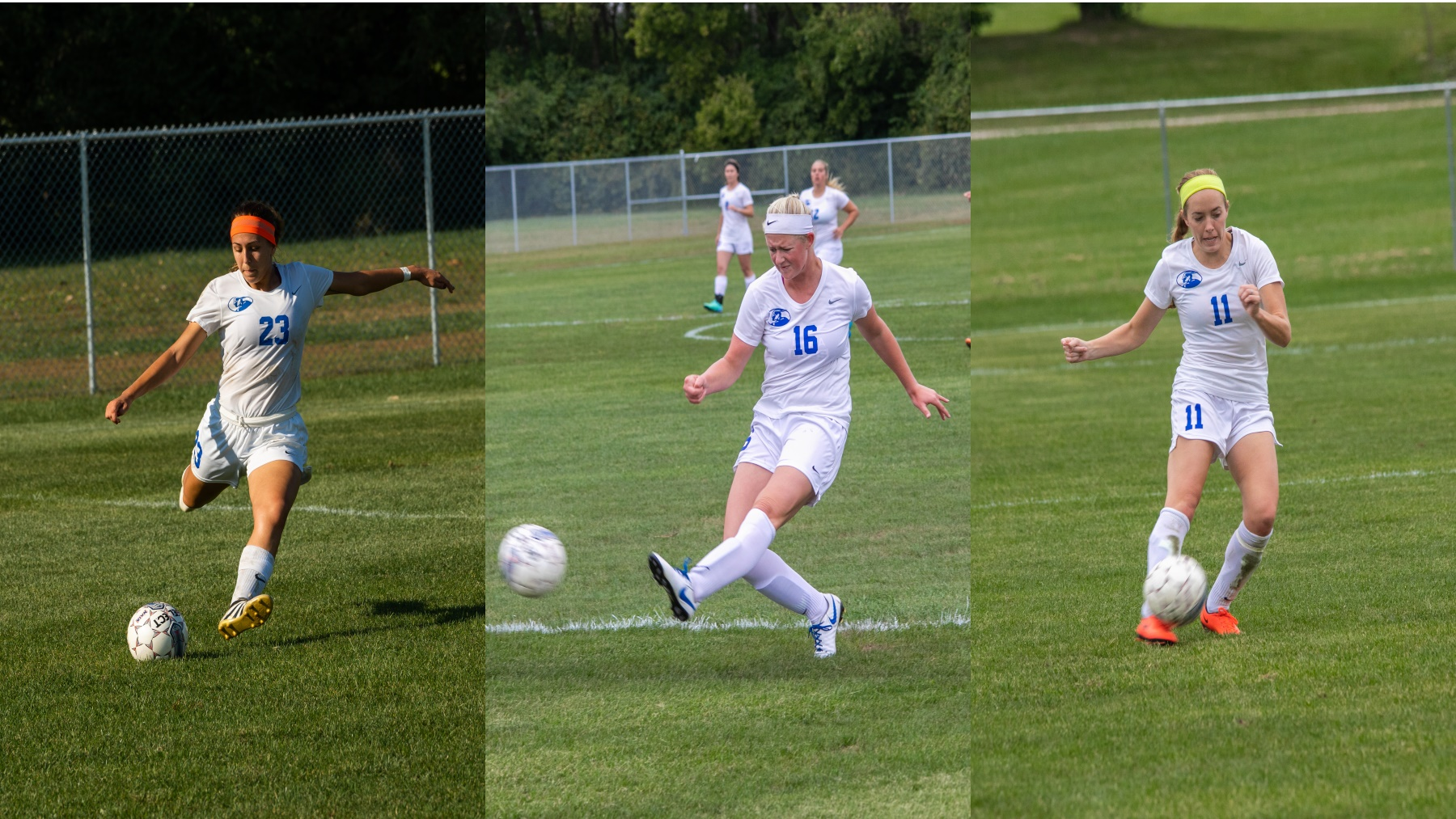 Lezotte, Wilhite, and Lawwell Tabbed All-RSC First Team Members image