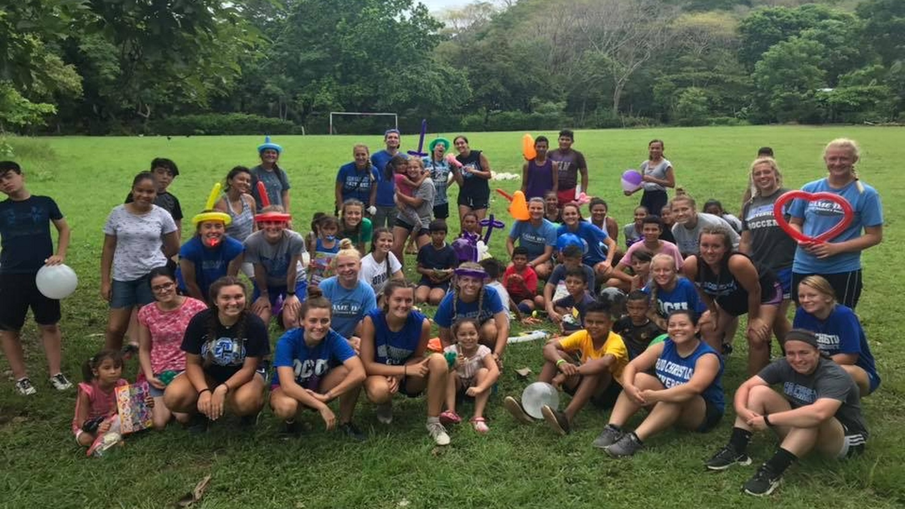 Lady Trailblazers Take Gospel To Costa Rica image