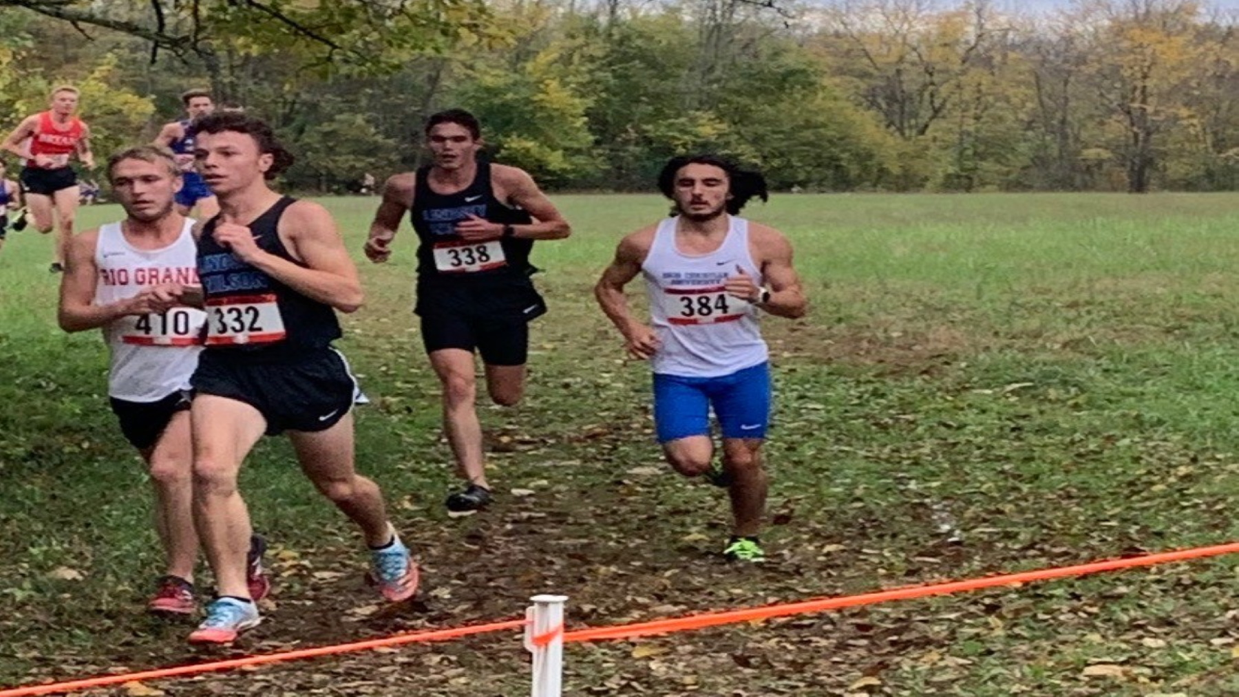 Dickerson Grabs Third At Chick-Fil-A Invitational