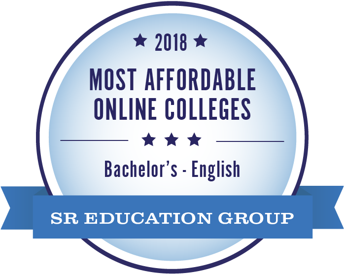 OCU Online BA in English Ranked #1 for Affordability