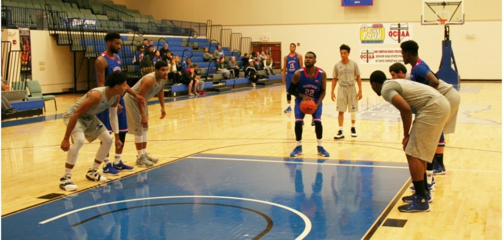 Ohio Christian Defeats Bluefield College 90-78 image