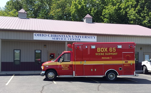 OCU Emerency Management Supports Community Response Partner image