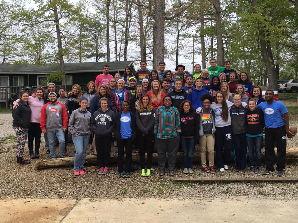 Students further Kingdom at summer camps image
