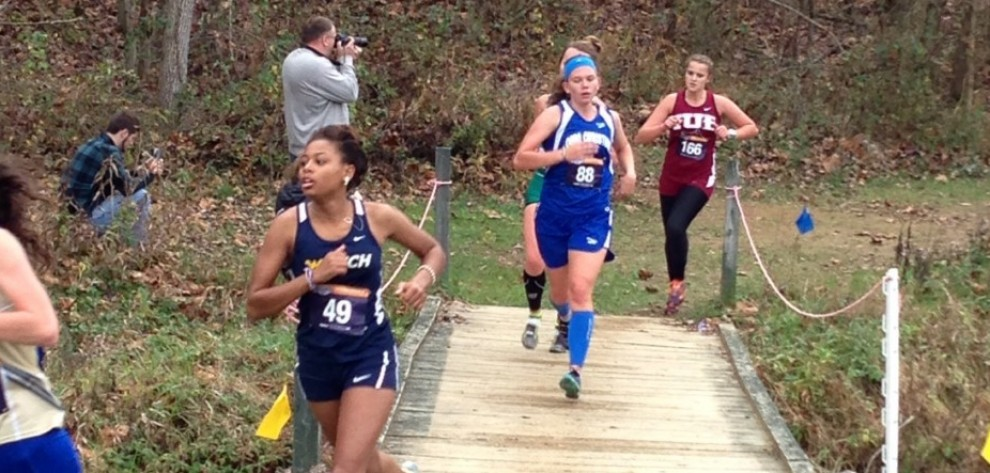 Men's and Women's Cross Country Compete in the KIAC Championships image