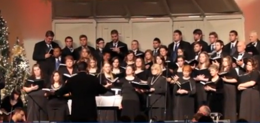 OCU Hosts 7th Annual Festival of Carols and Messiah image