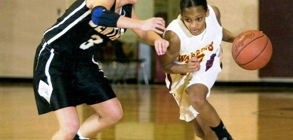 Westerville North All-OCC Guard Breyonia Hearn Joins Lady Blazers image