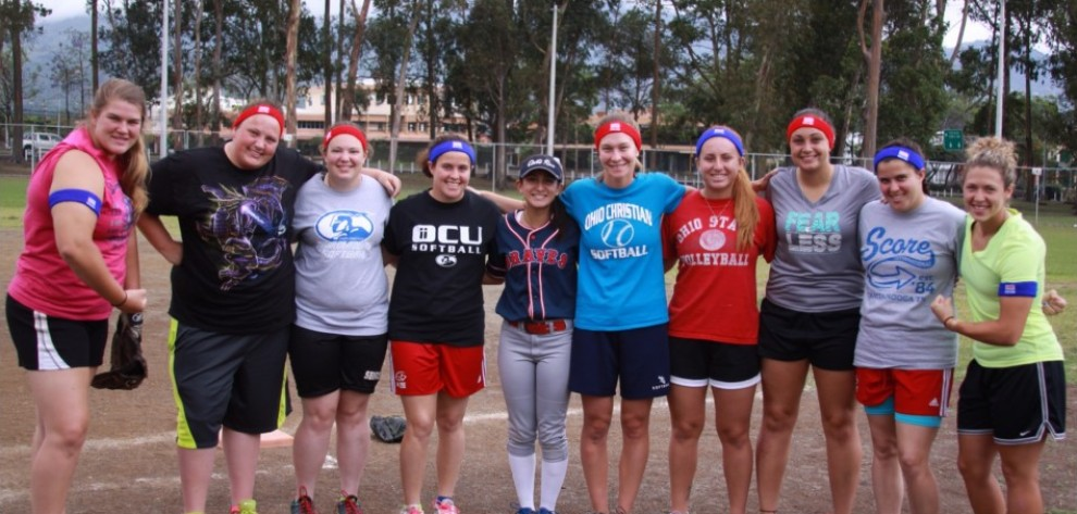 OCU Softball Goes on a Mission Trip to Costa Rica image