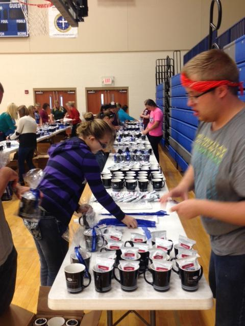 OCU Education Students Honor Local Teachers with 650 Gifts of Appreciation image