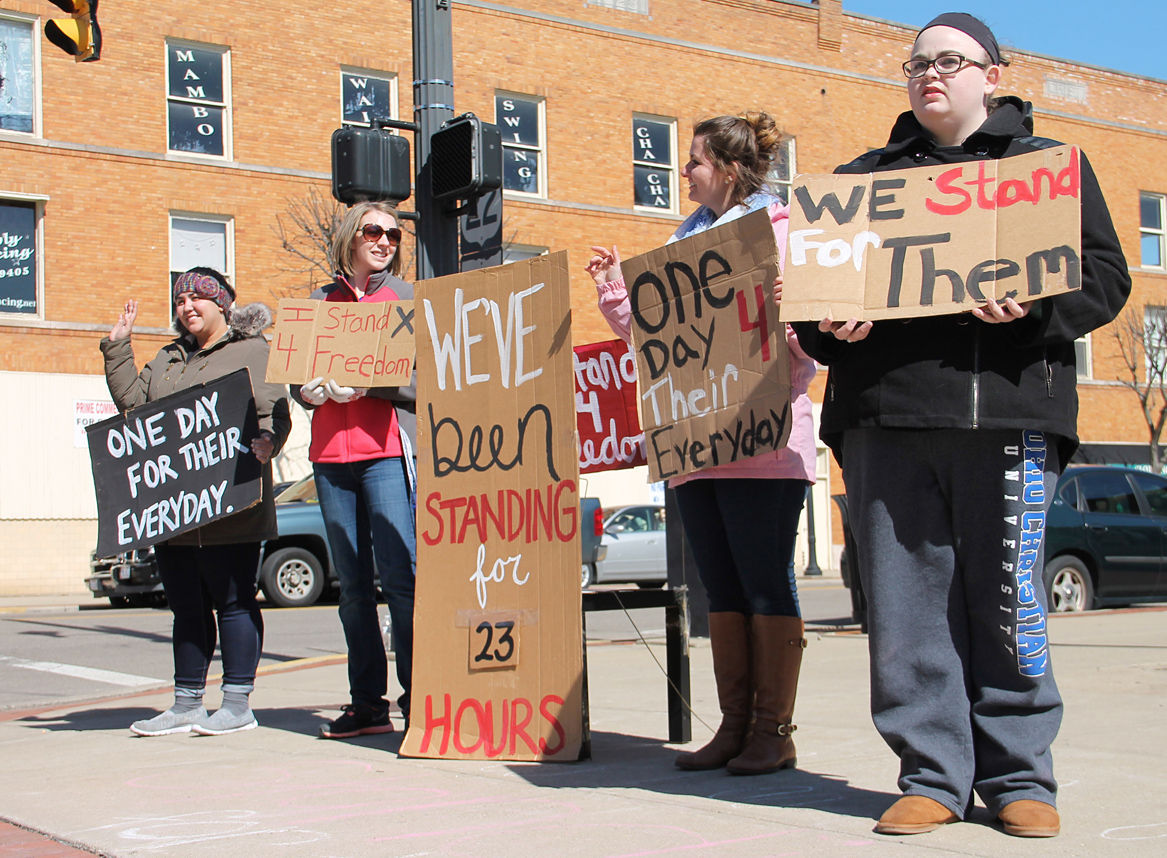 OCU Students Stand for Freedom image