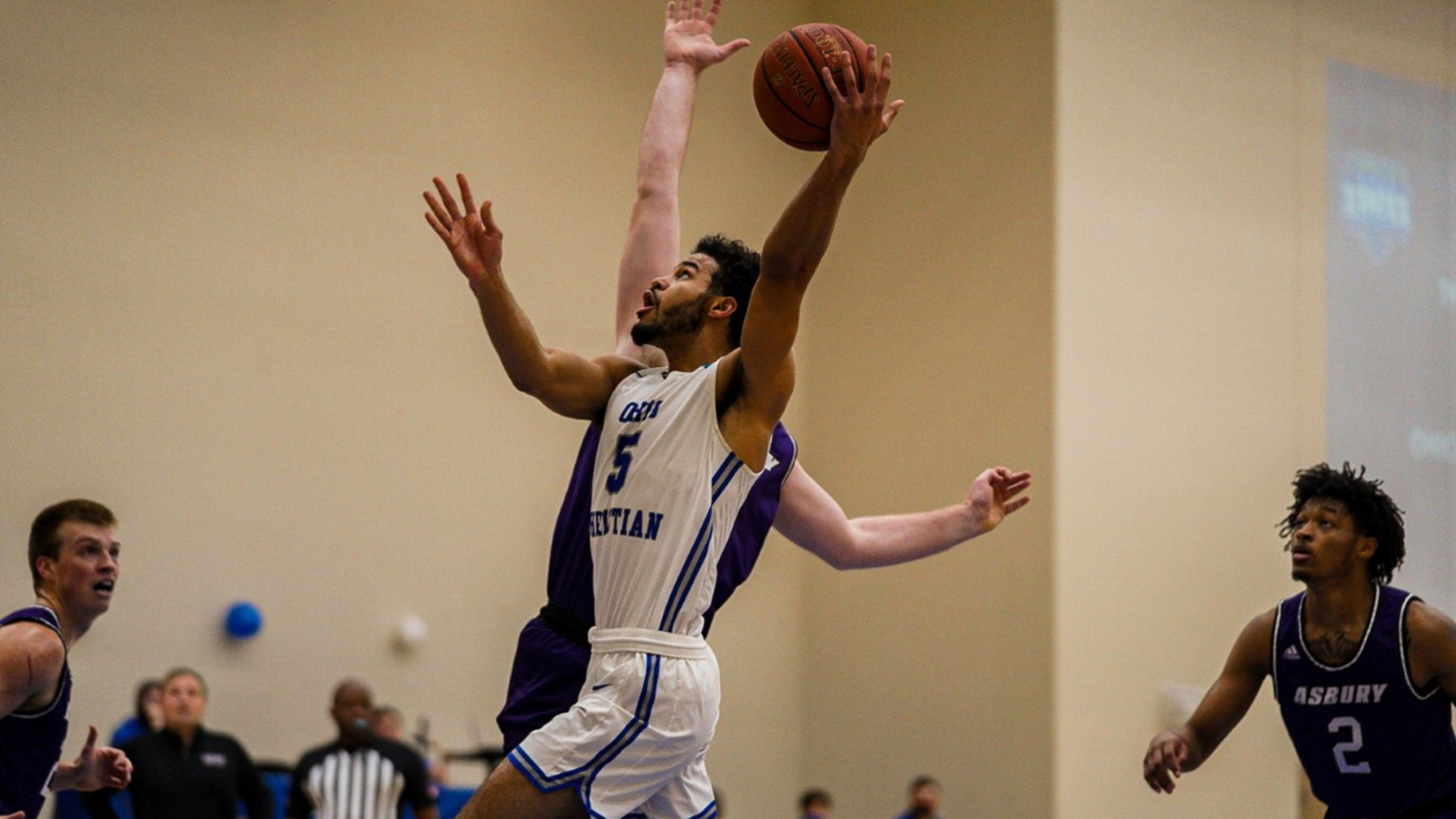 Trailblazers come up short in 1st round of RSC Tournament