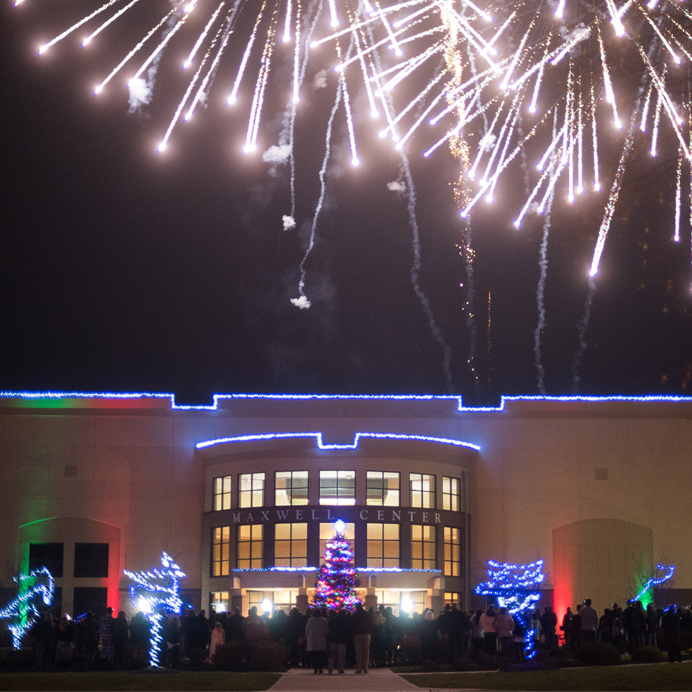 Celebrate the Holidays at OCU with Fireworks and Family Fun image