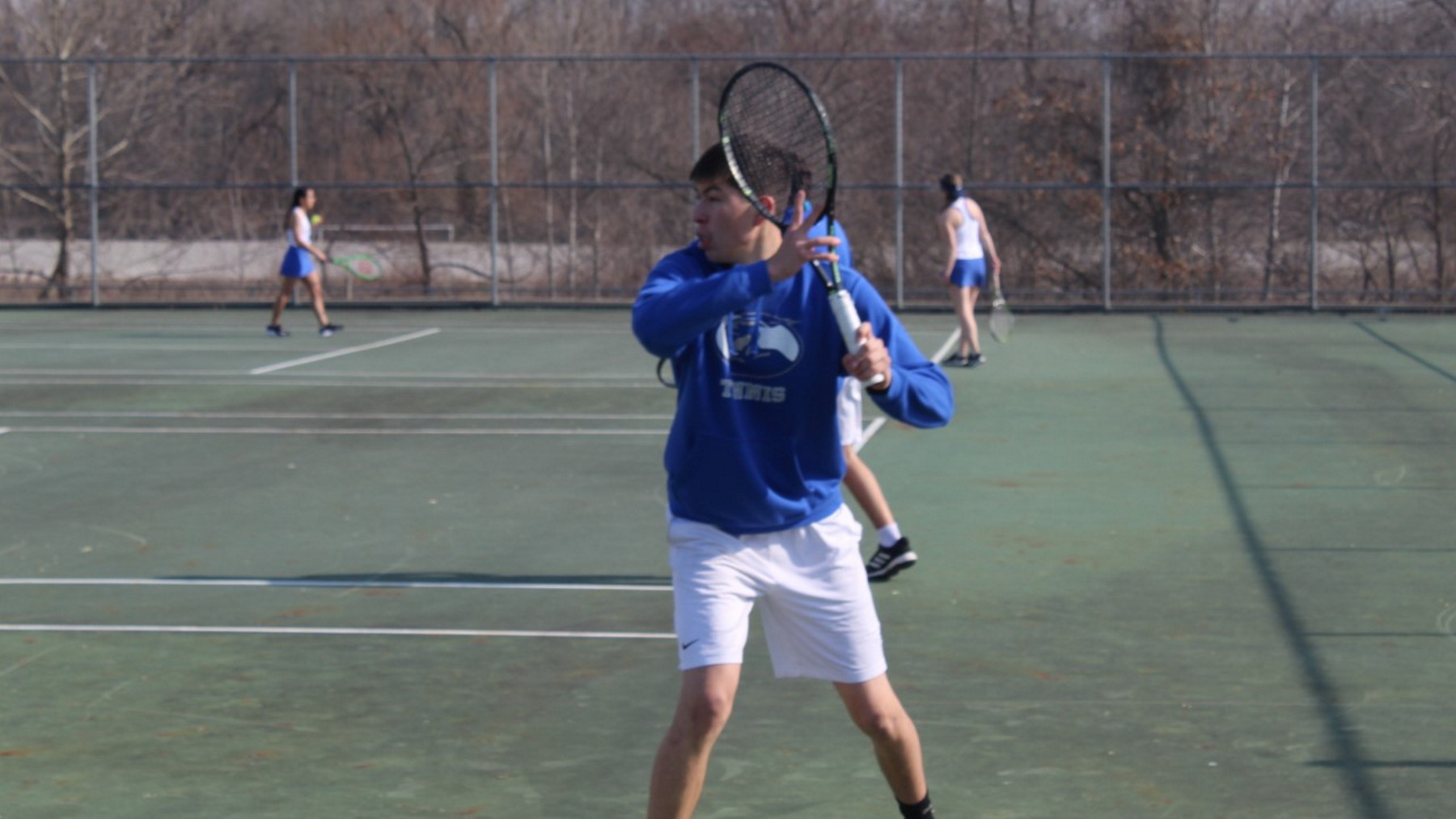 Trailblazers Tennis Falls to IU Southeast and Carlow (PA), Women Compete