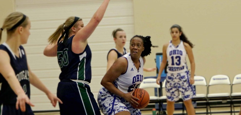 Women's Basketball drops conference game at Carlow image