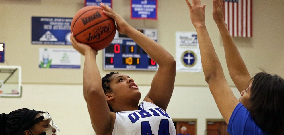 Lady Trailblazers secure win over Wilberforce image