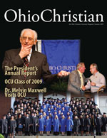 OCU magazine Summer 2009