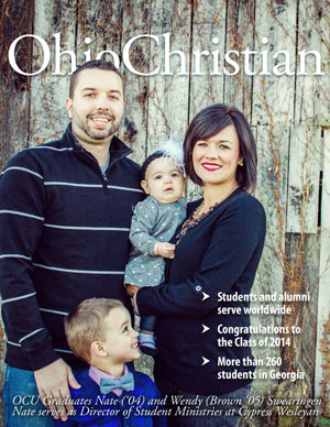OCU magazine Fall 2014