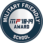 Military Friendly School Award