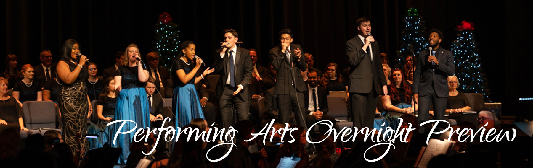 Performing Arts Preview Overnight
