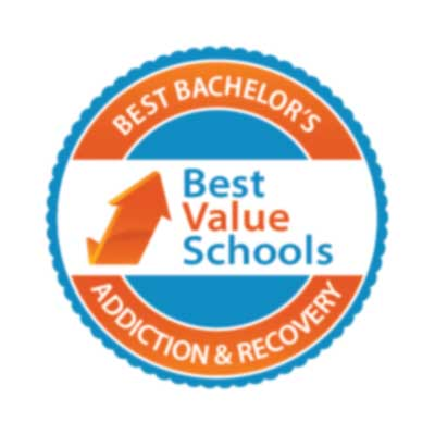 Best Value Schools top 20 Addiction and Abuse Recovery Award 2021