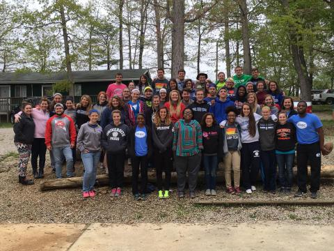 Students Serve on Summer Camp Teams image
