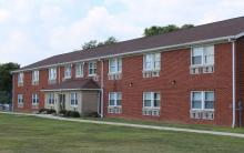 OCU Dorm Outside 2671