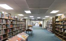 Maxwell Library Inside 2731