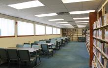Maxwell Library Inside 2736